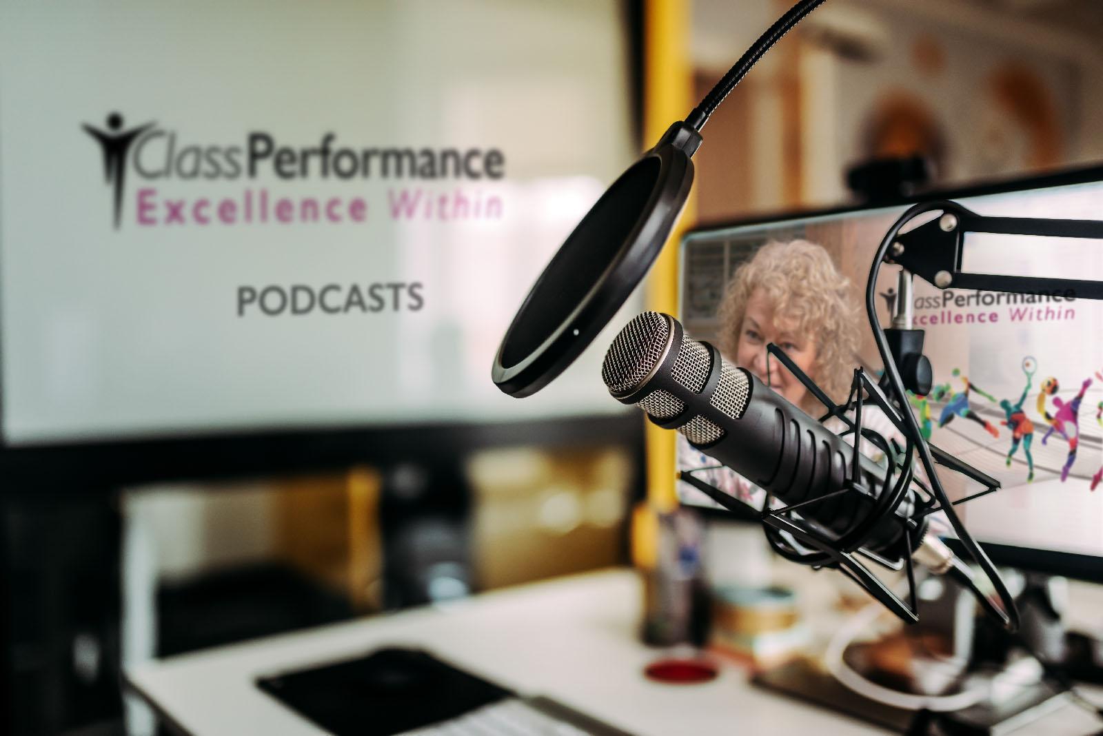 Class Performance Podcast-generic02