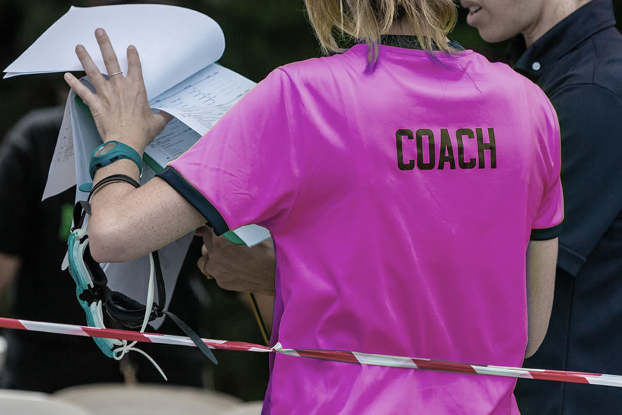 Mental freedom for sports coaches