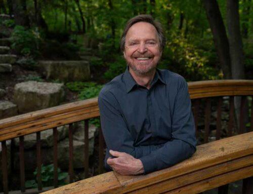 THRIVING IN THE EYE OF THE HURRICANE – Author Joe Bailey